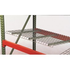 wire mesh deck pallet rack